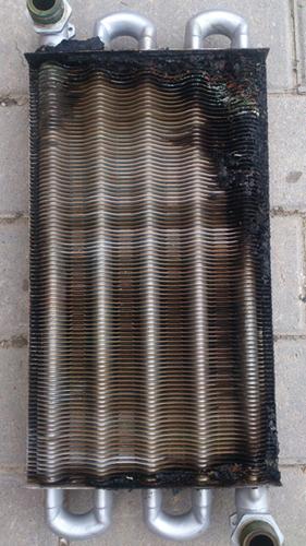 Причины поломки теплообменника в котле Уплотнения теплообменника Tranter GC-026 N Глазов